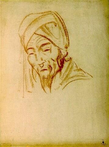golova_indiica_v_tyurbane_1924
