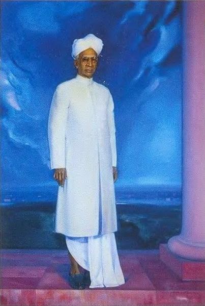 portret_doktora_sarvapalli_radhakrishnana_1962