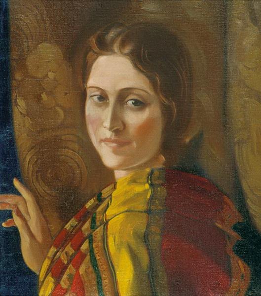 portret_iraidy_bogdanovoi_1937
