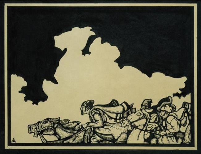 vostochnii_vsadnik_-1923