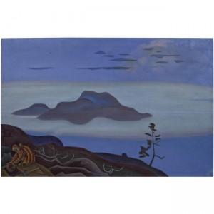 The treasure  Nikolai Roerich